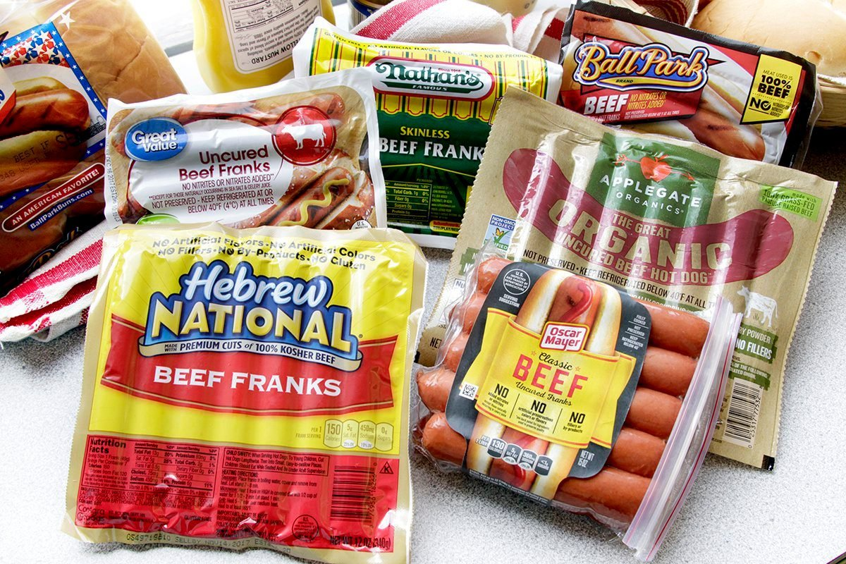 ffa1a47a5 The Best Hot Dog Brand, According to a Taste Test | Reader's Digest