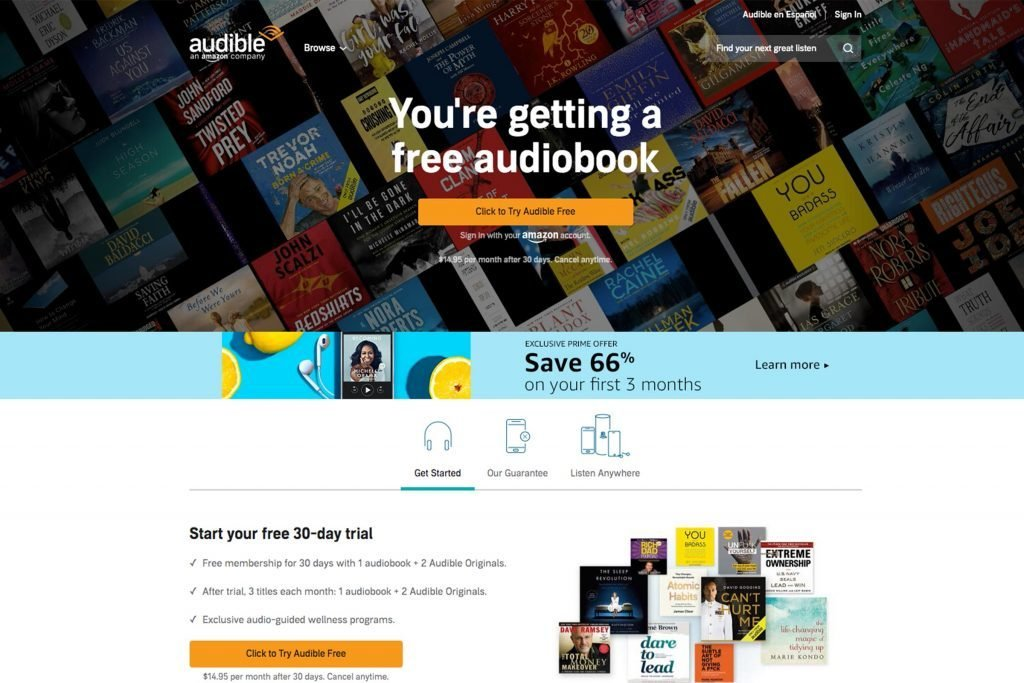 15 Ways to Download and Listen to Free Audiobooks (Legally)