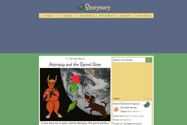 storynory.com