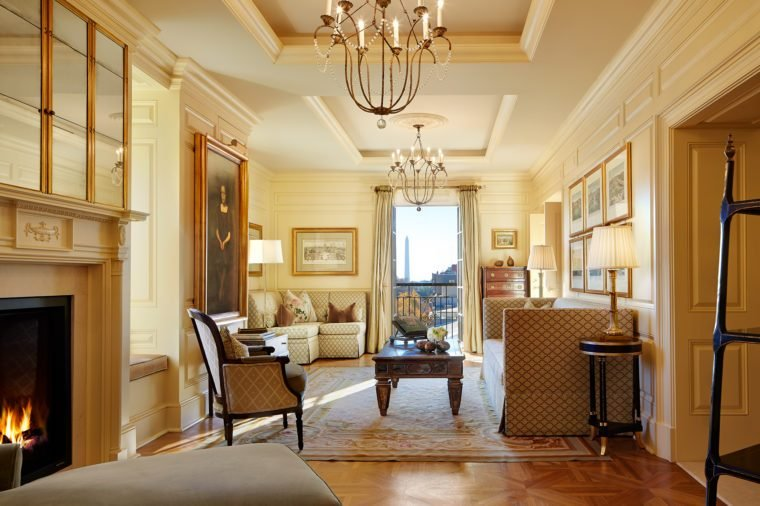 Thomas Jefferson Suite at The Jefferson, Washington, D.C.
