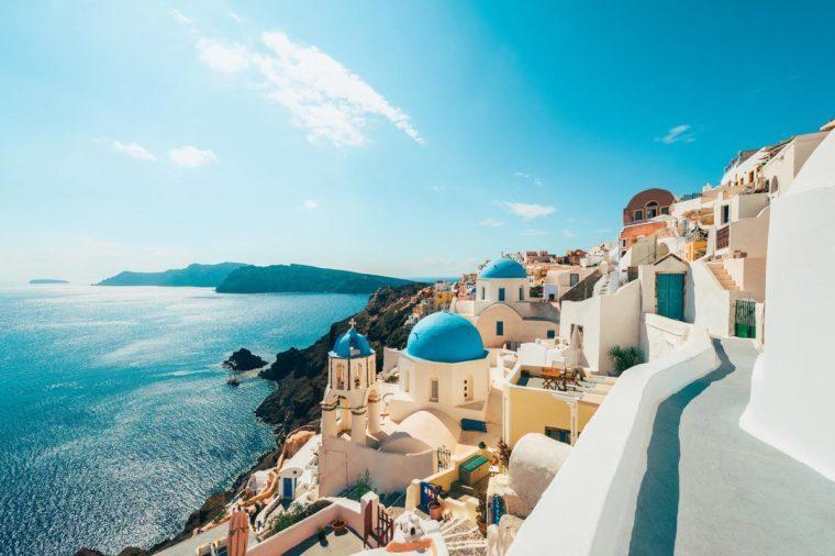 Trafalgar-Santorini-Greece