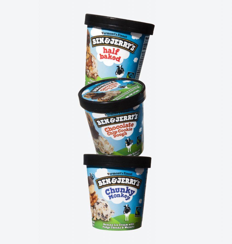Vermont Ben & Jerry's Ice cream