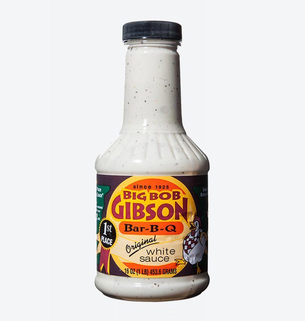 """""""Big Bob"""" Gibson Chicken in White Sauce"""