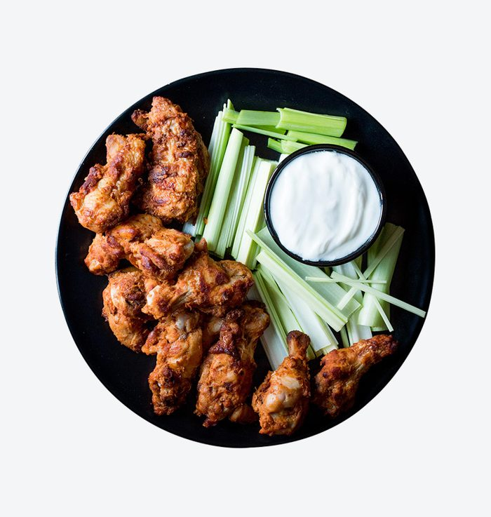 New York Buffalo Wings