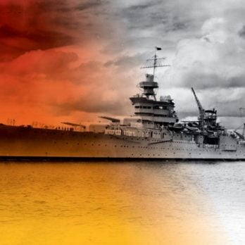 "This Is Why the Survivors of USS Indianapolis Disaster Claim They've ""Never Had a Bad Day"" Since Their Rescue"