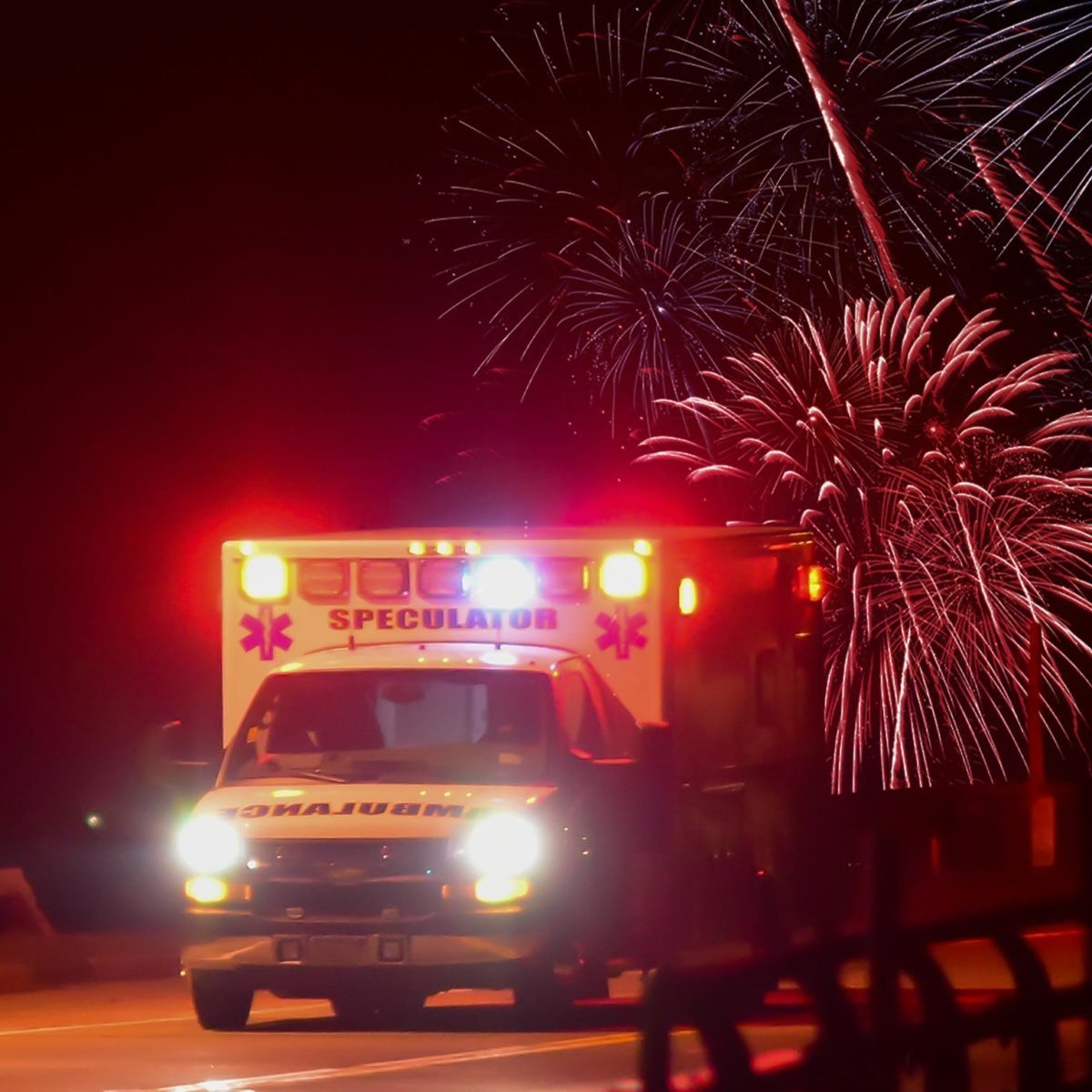 4 Firework Injuries Hospitals See the Most