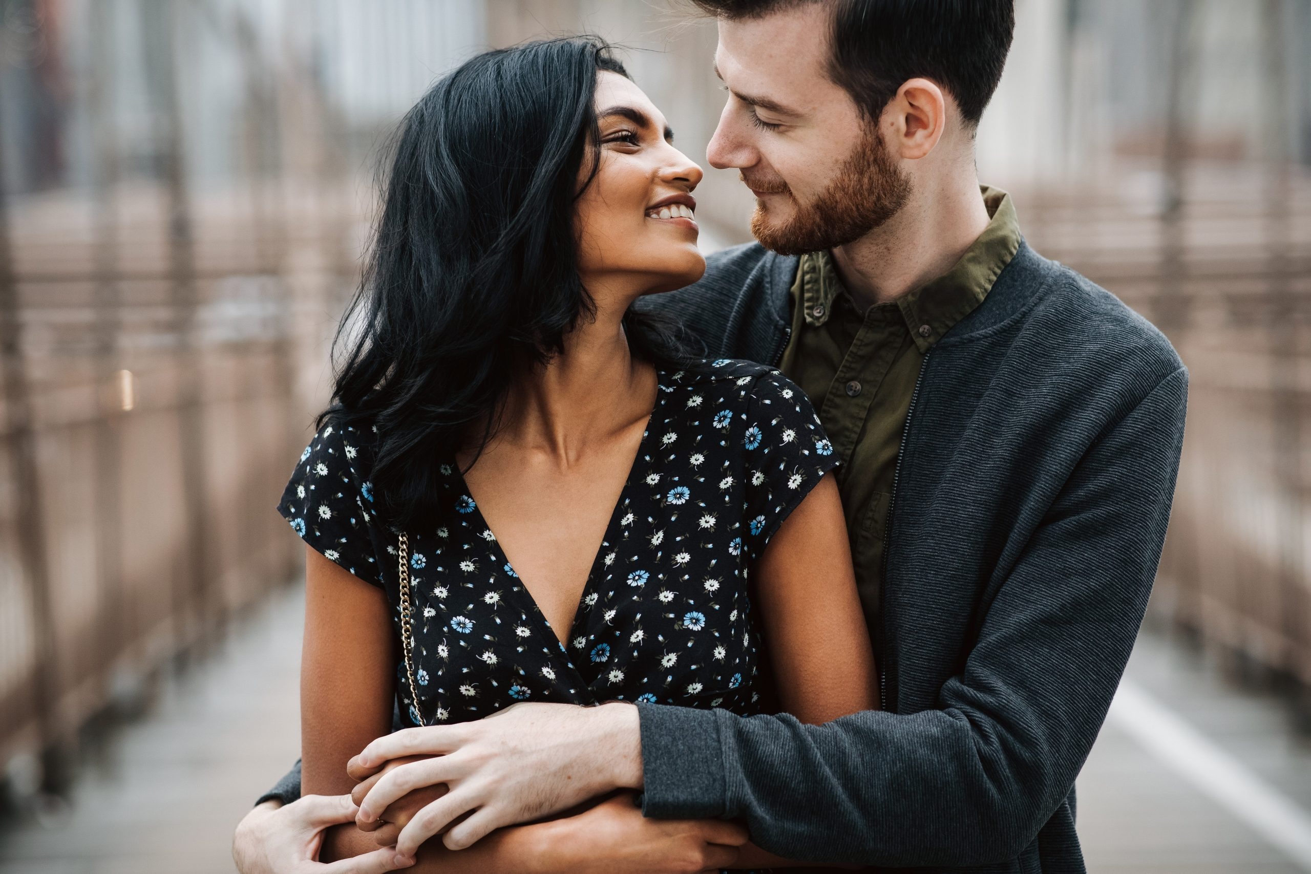 To woman attracted a man is a when Twenty Signs