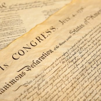 How Well Do You Know the Declaration of Independence?