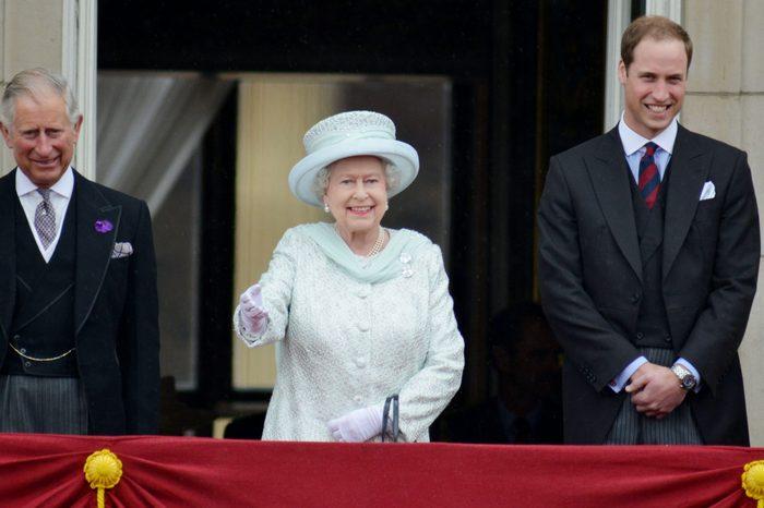 Diamond Jubilee - Buckingham Palace - 05 Jun 2012