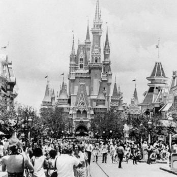 Here's How Much a Disney World Ticket Cost When It Opened