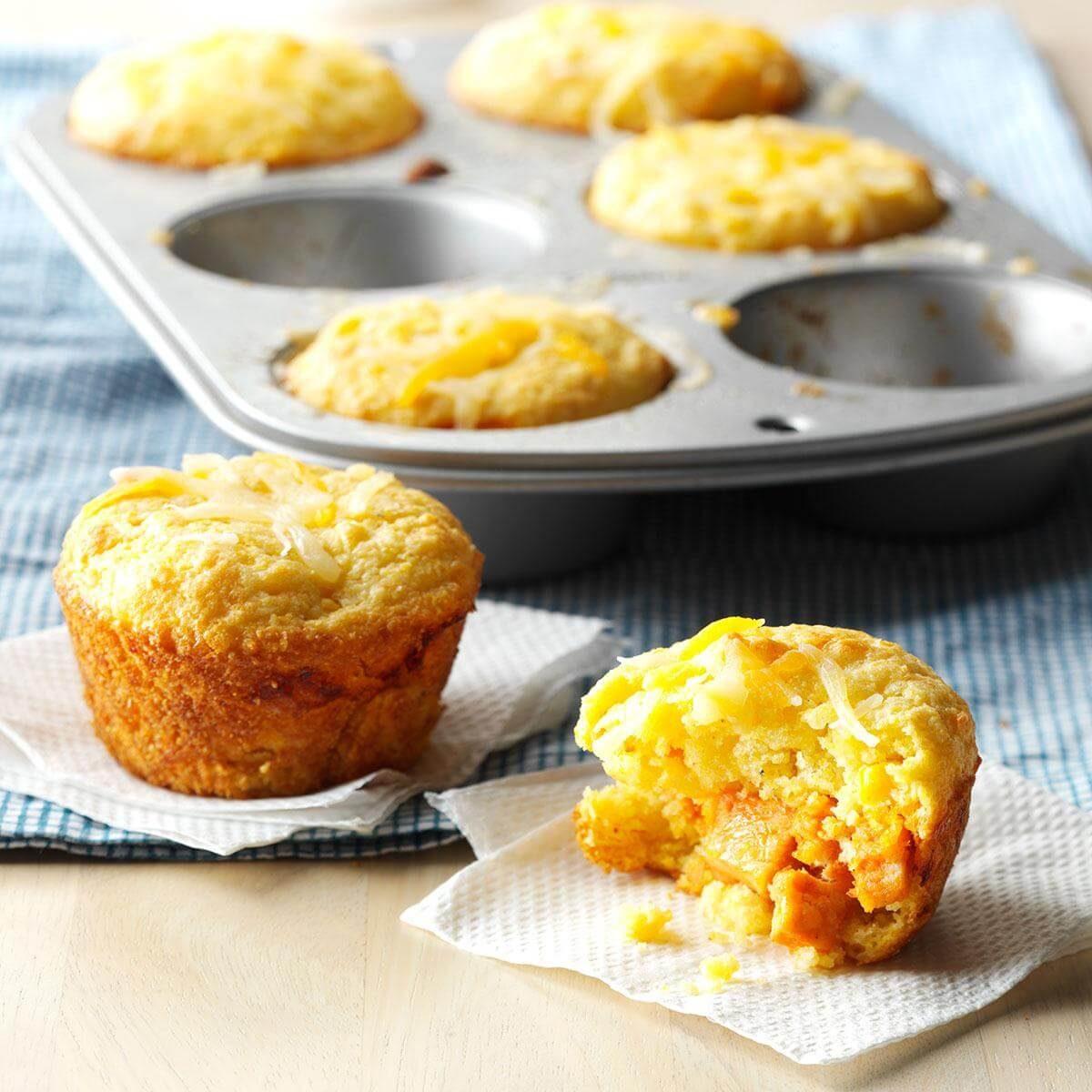 Muffin-Tin Tamale Cakes
