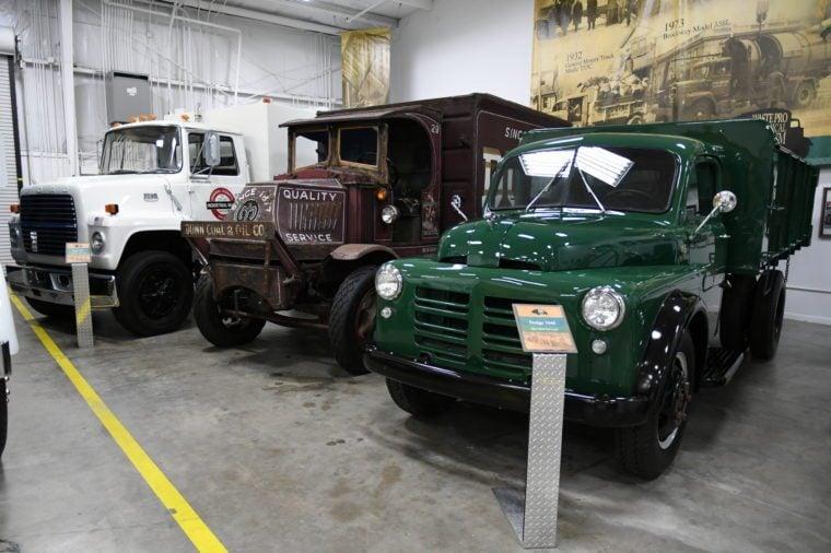 garbage truck_Ron Pecora, CMO Waste Pro USA