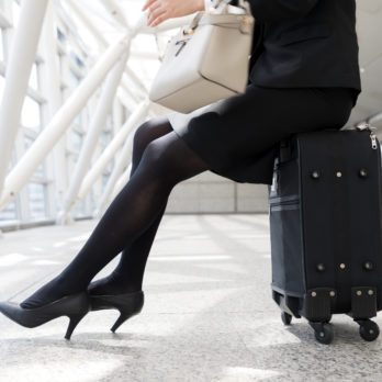 8 Things You Shouldn't Wear on a Plane, According to Flight Attendants