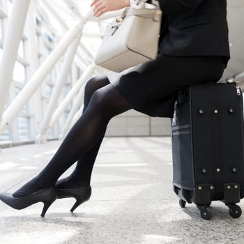 9 Things You Shouldn't Wear on a Plane, According to Flight Attendants