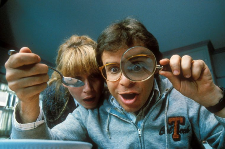 Honey I Shrunk The Kids - 1989