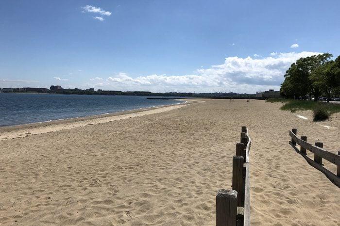 Massachusetts Department of Conservation & Recreation (DCR) M Street Beach Photo