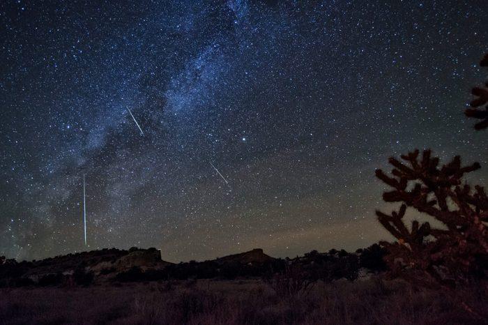 2016 Orionids Meteor Shower