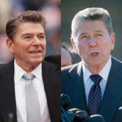 Reagan before after presidency