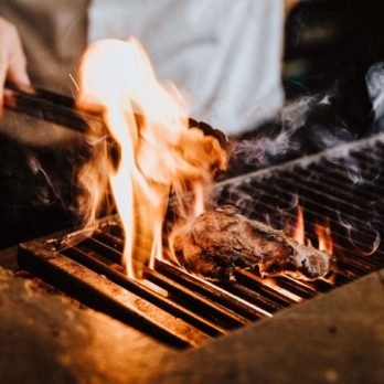 The Grilling Mistake That Can Send You to the Emergency Room