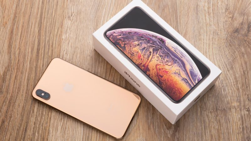 new iphone box