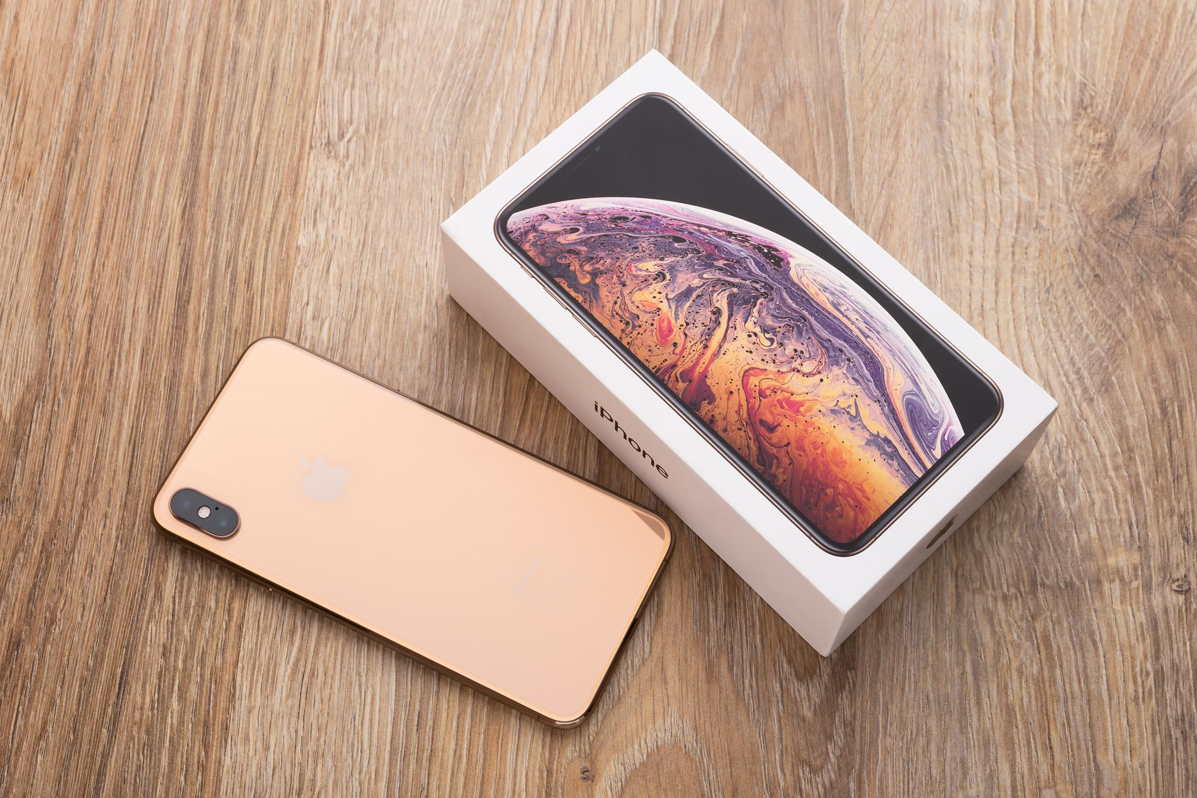new iphone box