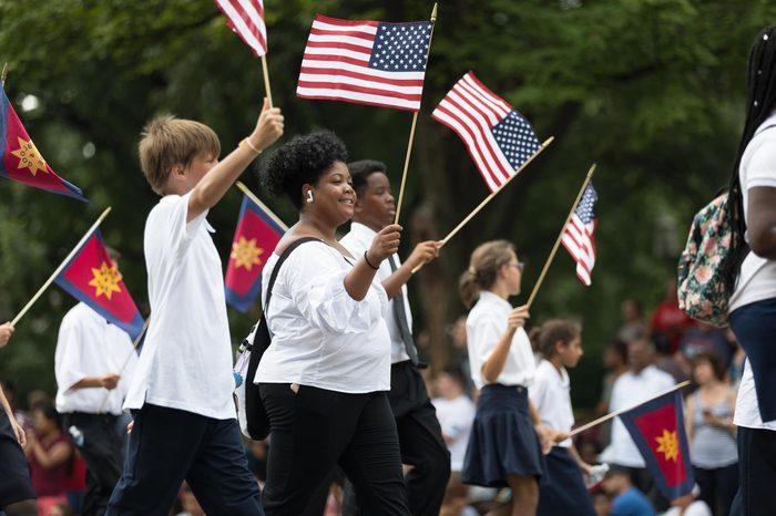 july fourth parade