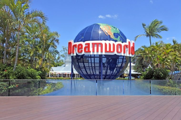 Dreamworld theme