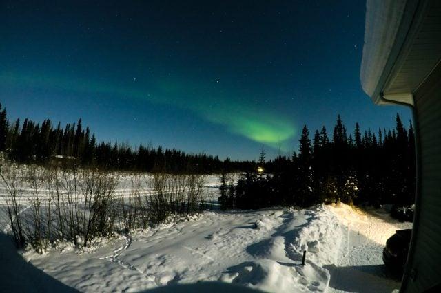 alaska north pole