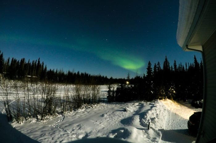 alaska north pole nicest place