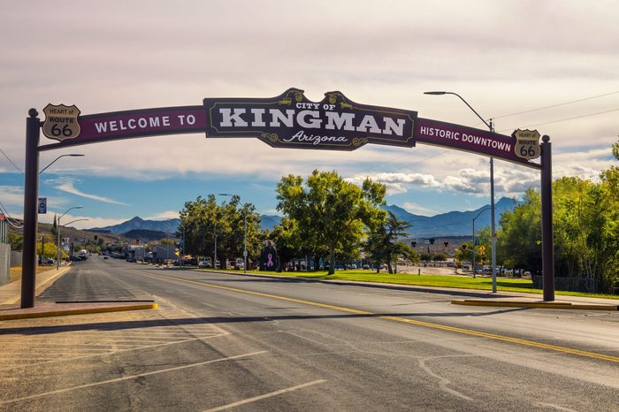 kingman arizona nicest place