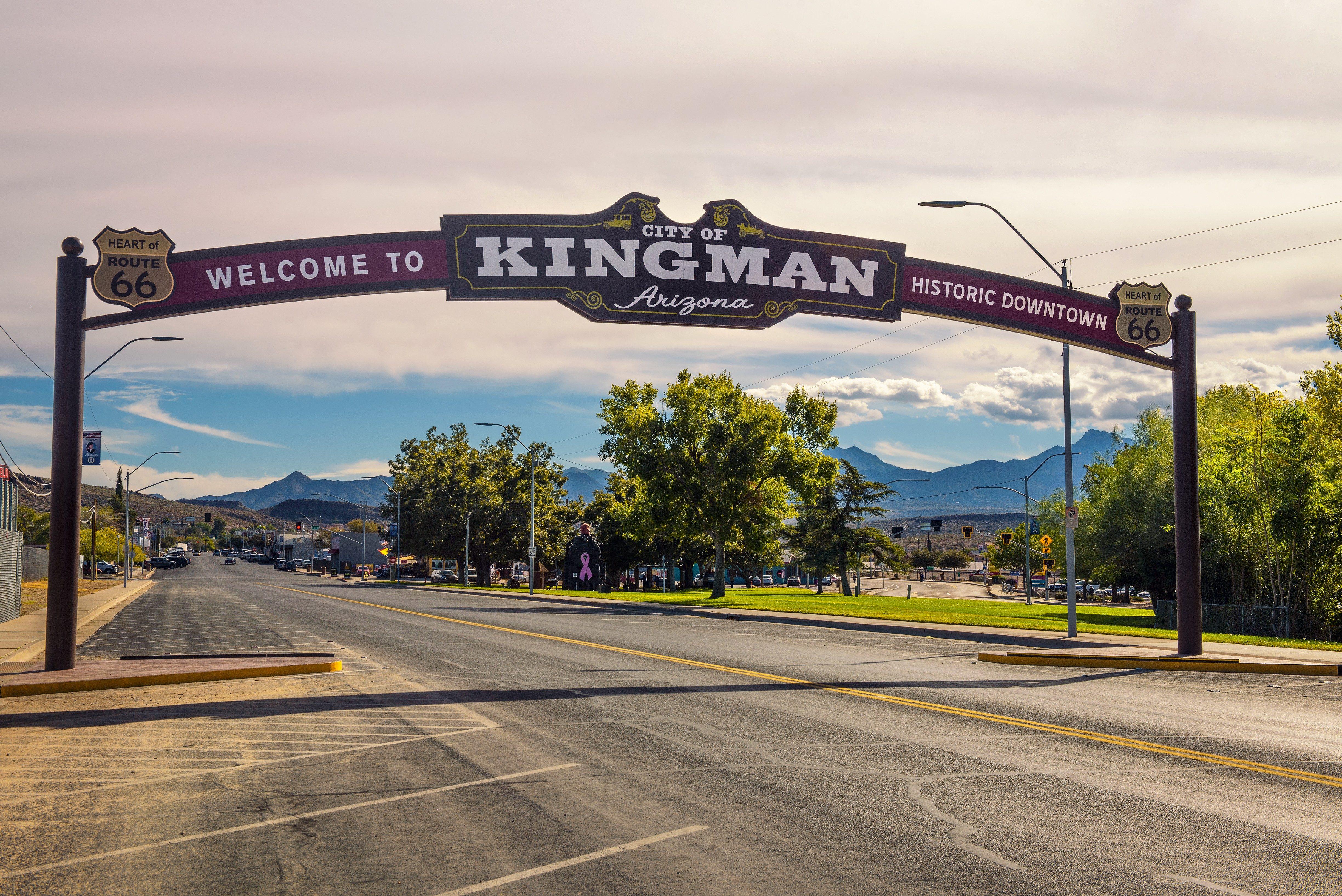 Ups kingman arizona