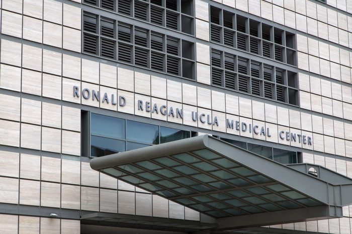 Ronald Reagan UCLA Medical Center.