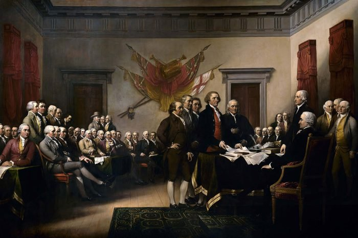 declaration of indenpendence