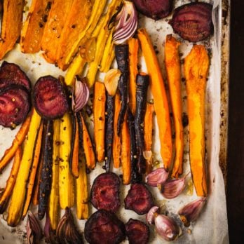 The Secret to Getting Perfectly Crispy, Caramelized Roasted Veggies