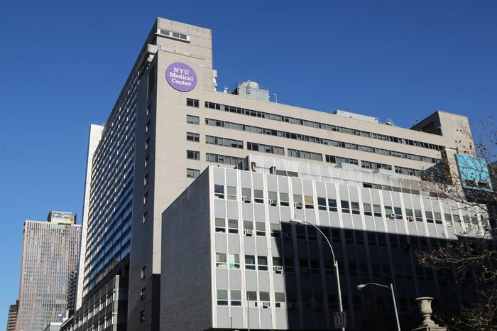 NYU Langone Medical Center in Manhattan
