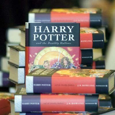 harry potter books