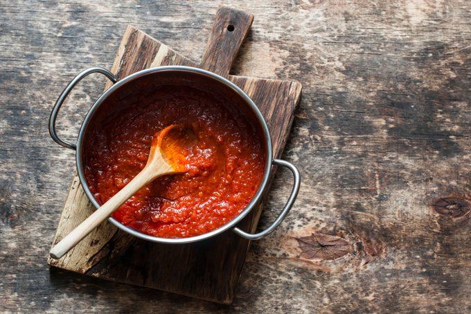 classic homemade tomato sauce