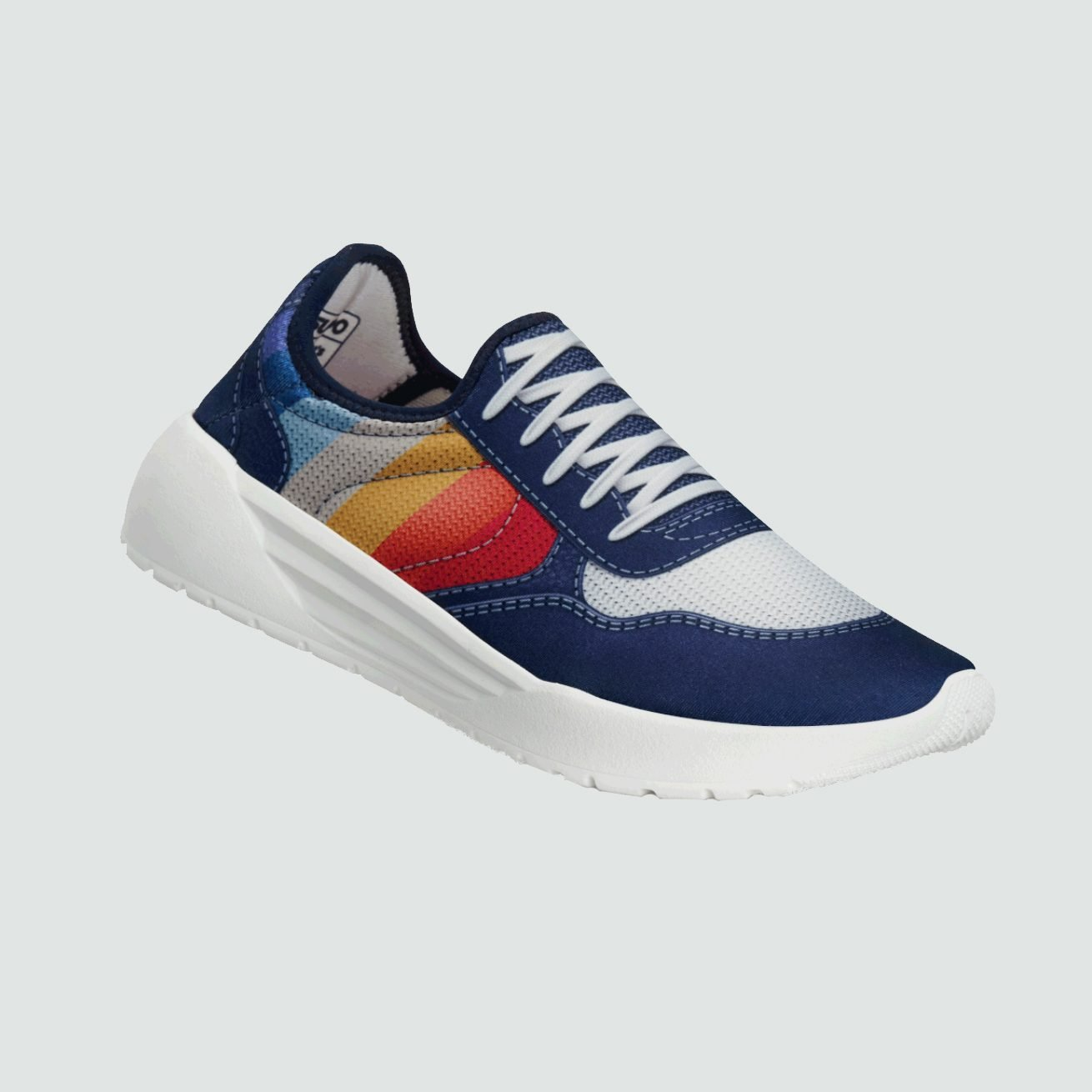 psudo court sneakers
