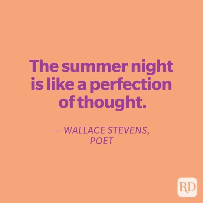 Stevens quote