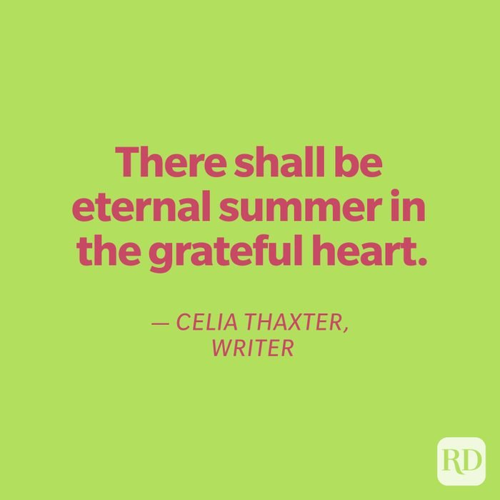 Thaxter quote