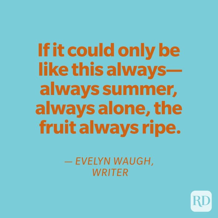 Waugh quote