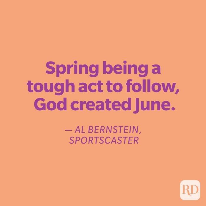 Bernstein quote on orange