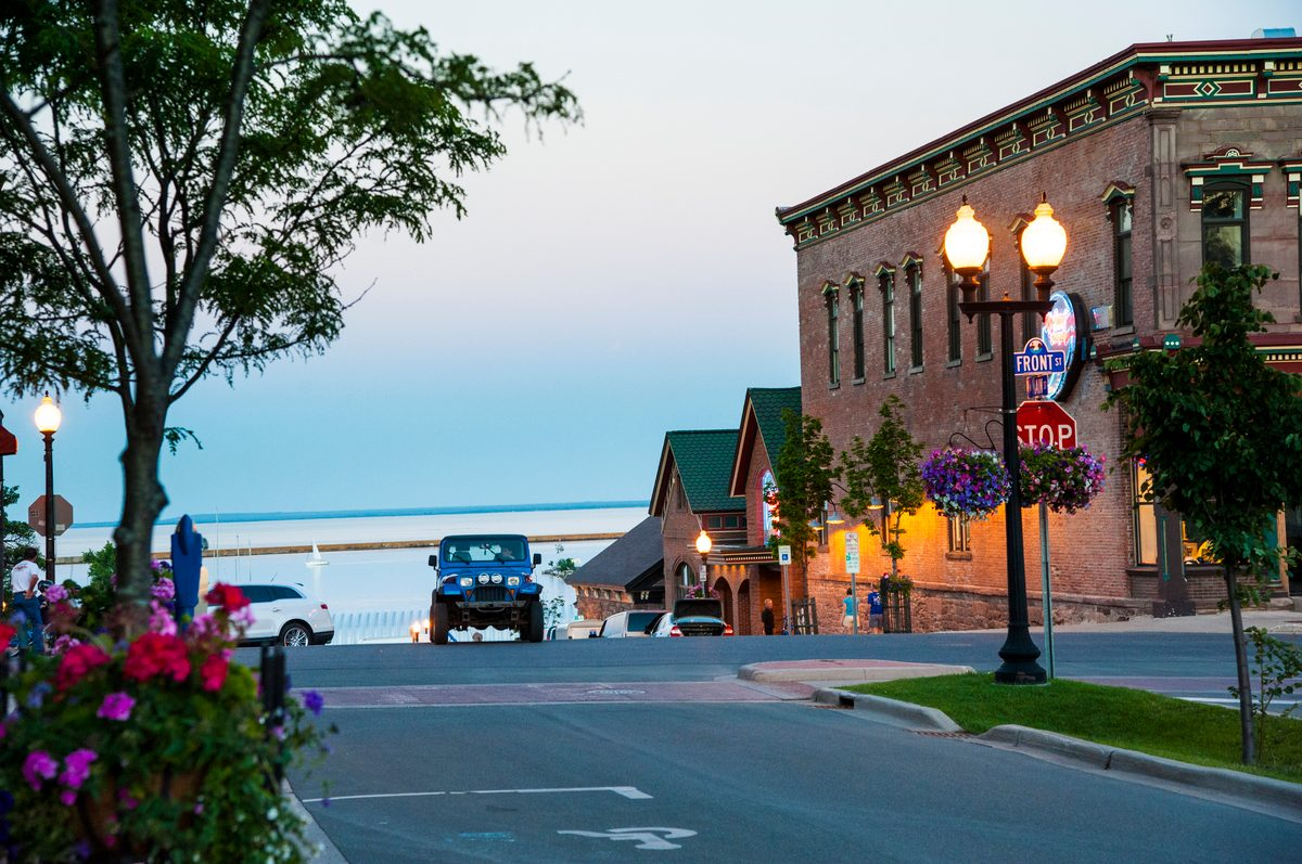 small town marquette