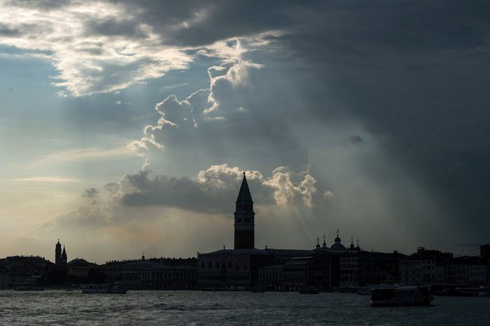Tourism in Venice, Italy - 24 May 2018