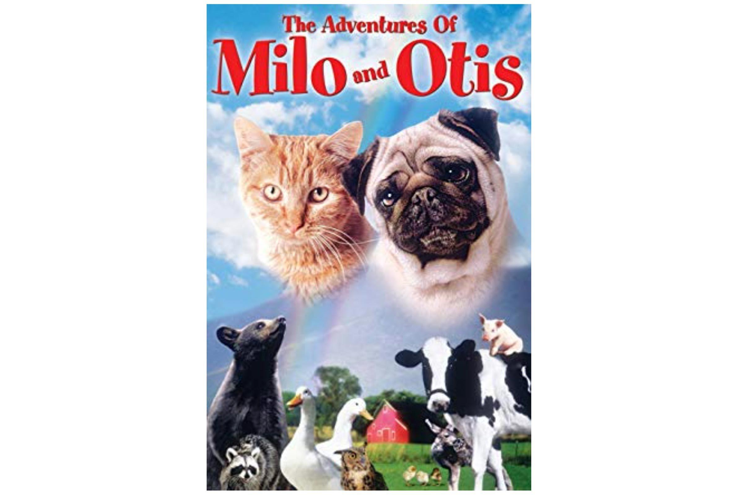 03_The Adventures of Milo and Otis1