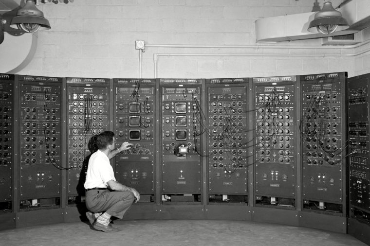1949 computer used by rocket scientists