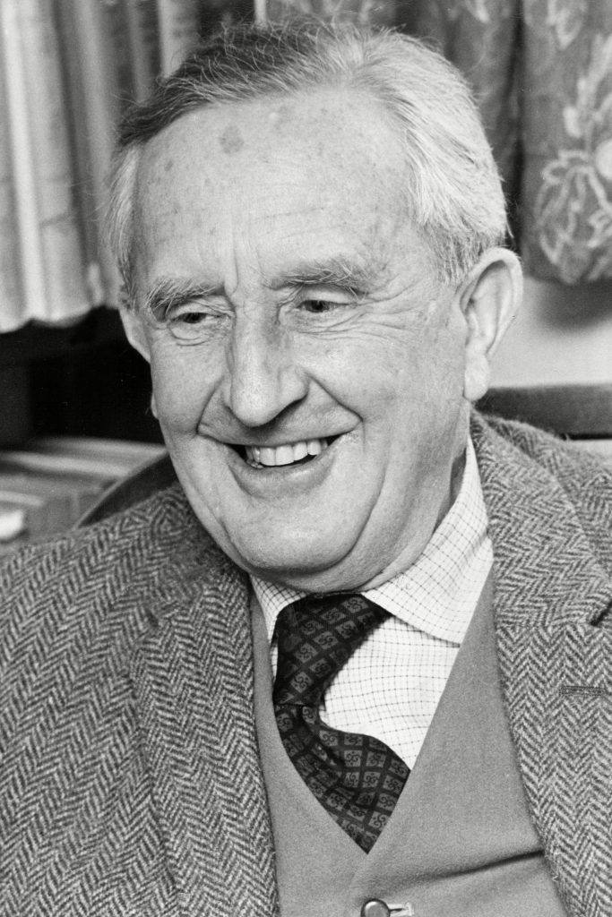 Professor John Tolkien Author (3 January 1892-2 September 1973).