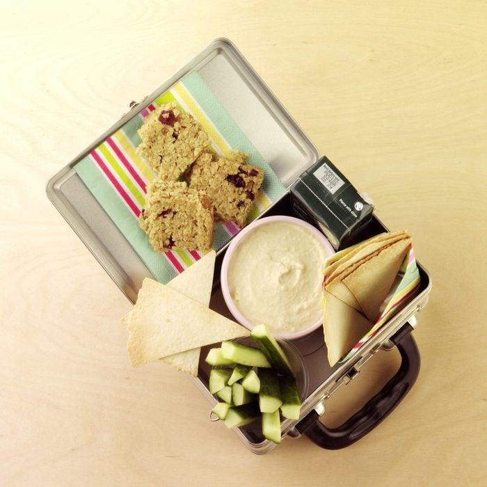 metal lunch box
