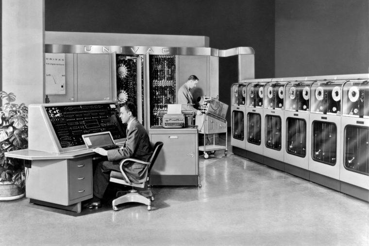 Universal Automatic Computer)