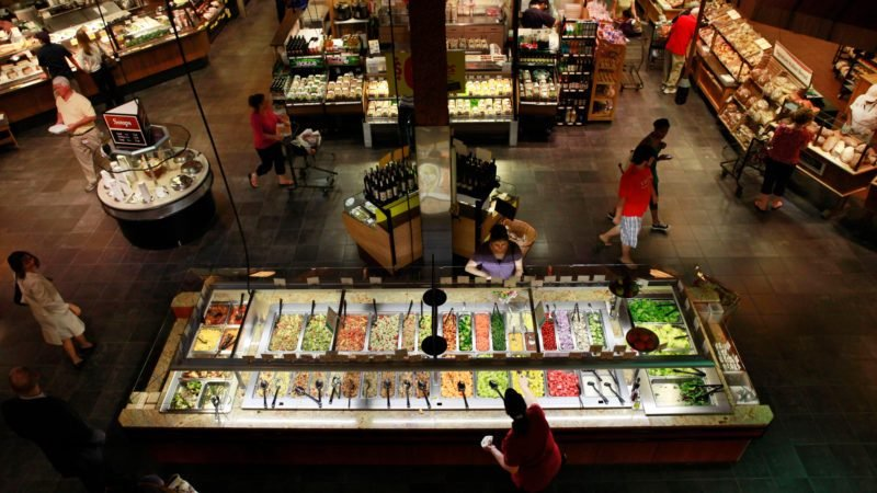 Wegmans grocery store in Fairfax, Va
